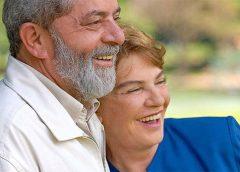 Nossas condolências à família Lula da Silva