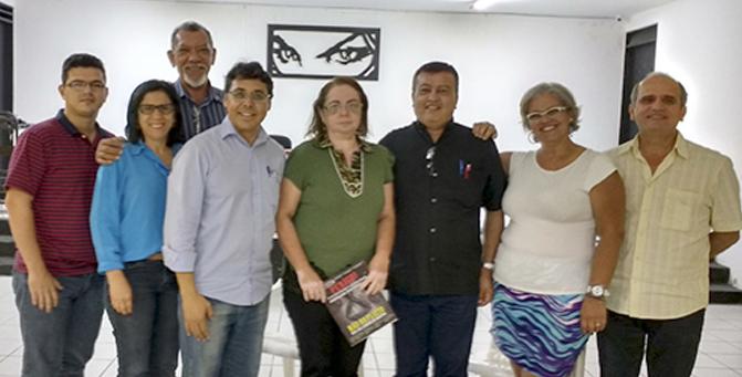 Nossa homenagem ao saudoso companheiro Gilberto Maciel