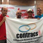 Da esq. p/ dir., Paulo Fernandes, Julimar Roberto, Carlos Tadeu Vilanova e Walter Alves Junior